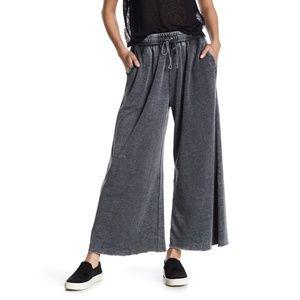 Abound Wide Leg Fleece Pant